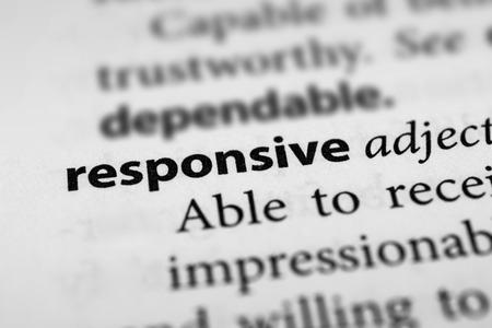 reciprocate: Responsive