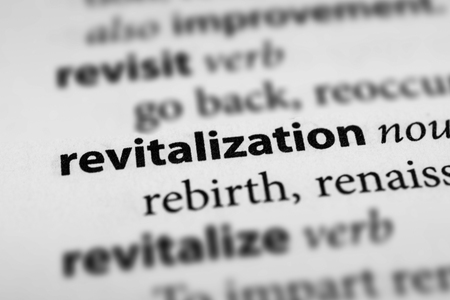 resuscitate: Revitalization
