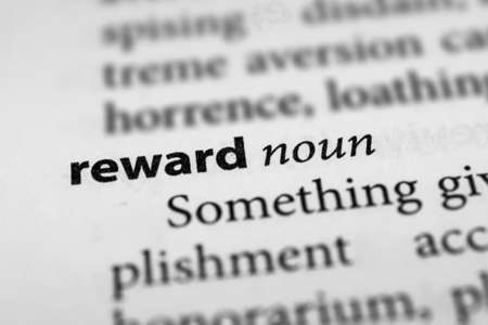 recompense: Reward