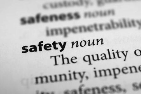 safety: Safety Stock Photo
