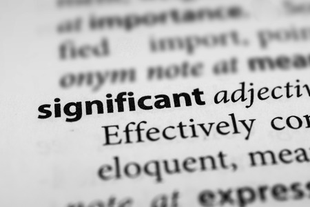 crucial: Significant