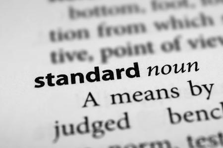 Exemplar: Standard