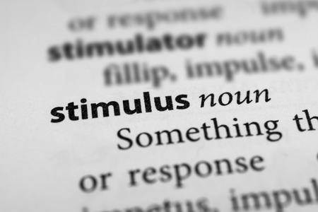 inducement: Stimulus Stock Photo