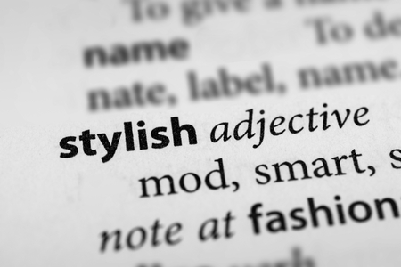 modish: Stylish