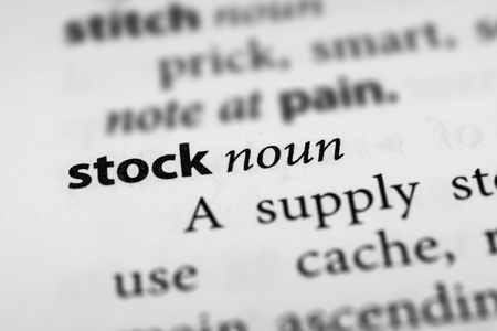 predictable: Stock Stock Photo
