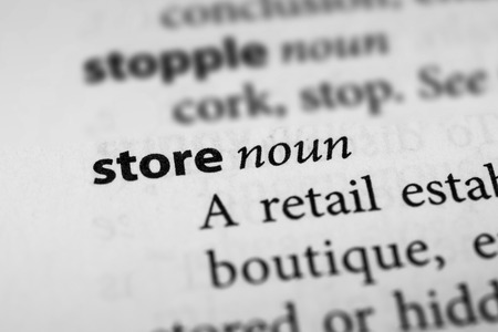 store: Store