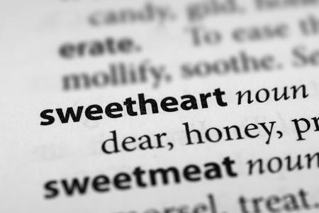 Sweetheart Zdjęcie Seryjne