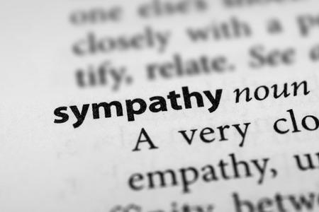 sympathy: Sympathy