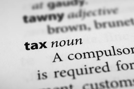overburden: Tax