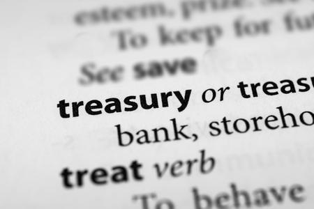 Treasury Zdjęcie Seryjne