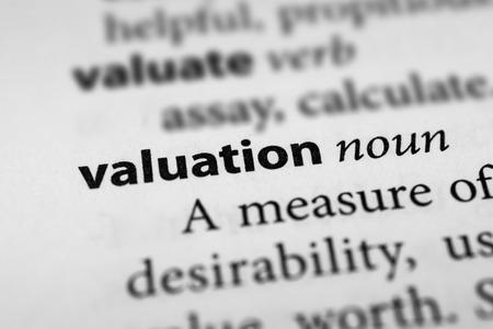 Valuation Zdjęcie Seryjne - 49459357