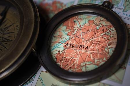 Atlanta Zdjęcie Seryjne