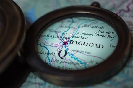 Bagdad Zdjęcie Seryjne - 51056389