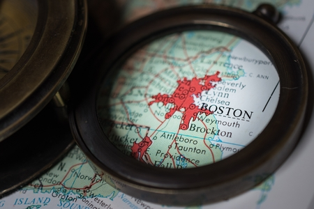 Boston Zdjęcie Seryjne - 51056409