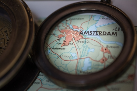 Amsterdam Zdjęcie Seryjne - 51056416