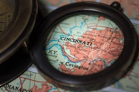 Cincinnati Zdjęcie Seryjne - 51056439