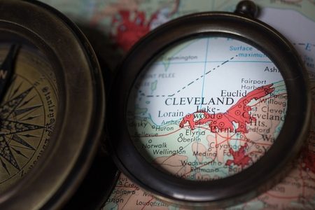 Cleveland Zdjęcie Seryjne - 51056440