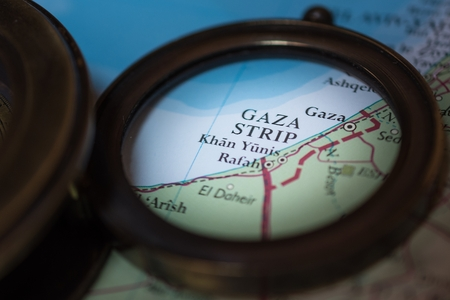 Gaza Zdjęcie Seryjne - 51056454