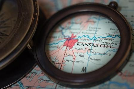 Kansas City Zdjęcie Seryjne - 51056489