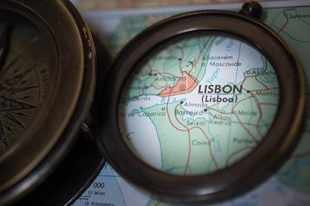 Lisbon Zdjęcie Seryjne