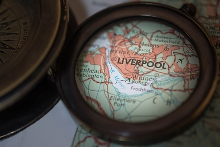 Liverpool 版權商用圖片