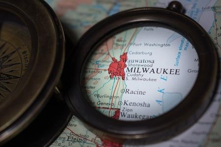 Milwaukee Zdjęcie Seryjne - 51056525