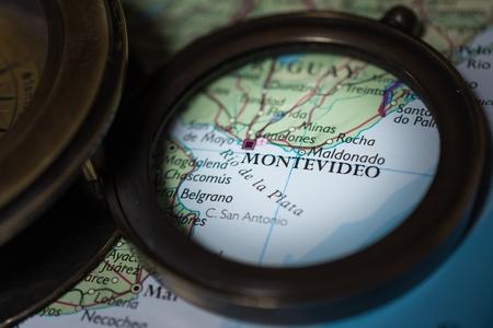 Montevideo Zdjęcie Seryjne