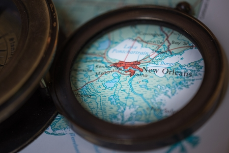 orleans: New Orleans Stock Photo
