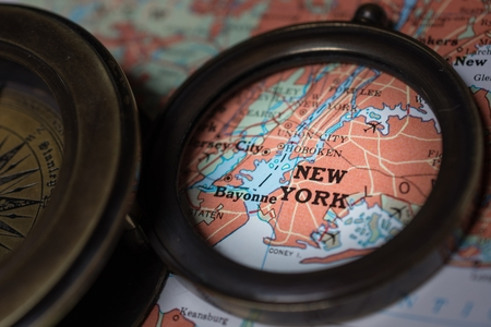 New York City 版權商用圖片