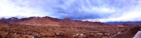 Mountains Panorama Stock Photo - 10271966