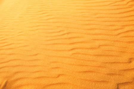 desert sand: Desert sand dunes texture Stock Photo