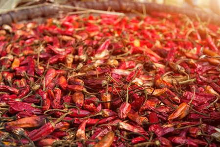 sec piment rouge
