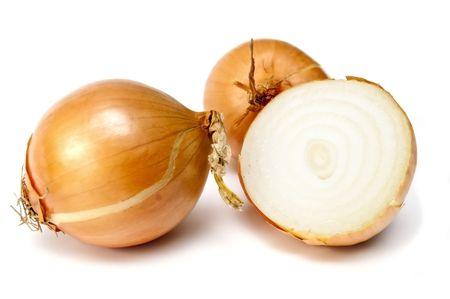 Onions napiform Stock Photo - 7001252