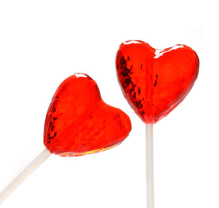 dearest: Two heart shaped lollipops for Valentines Day from my Valentine series
