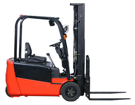 warehouse equipment: Forklift from my warehouse equipment series