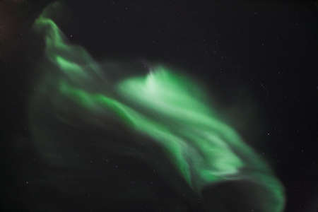 polar station: Arctic sky - Northern Lights