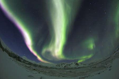 magnetosphere: Solar tempesta - Northern Lights