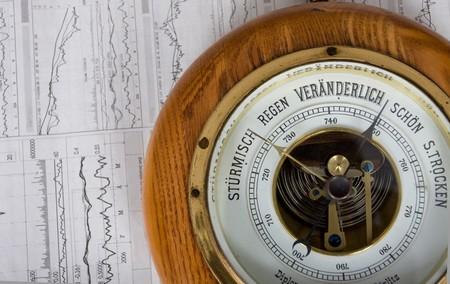 analogue: Economic barometer