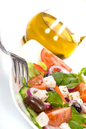 greek salad Stock Photo - 6498920
