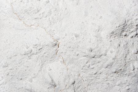 texture of white powder or flour on the whole frame