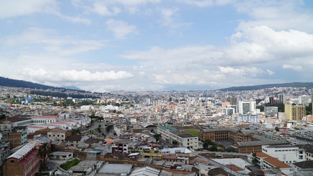 The Historic Center Of Quito, Ecuador