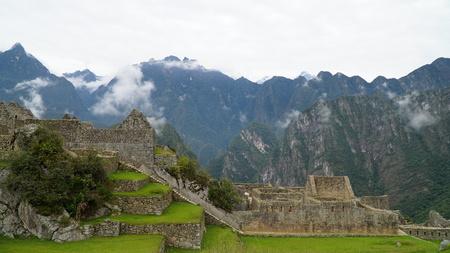 Machu Picchu, Peru 写真素材