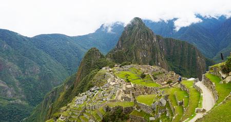 The City Machu Picchu, Peru