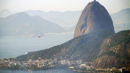 Sugarloaf Mountain Rio De Janeiro, Brazil 写真素材