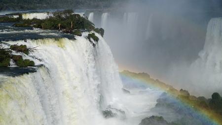 Iguazu Waterfalls Stockfoto