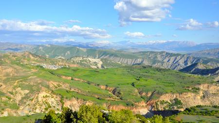 Erzincan, Ilic, Ozlu Danzi Village, Turkey Stockfoto