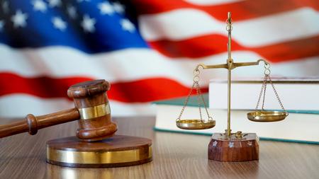 アメリカ合衆国裁判所における米国法の司法