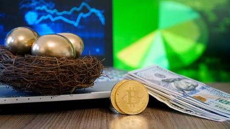 Future Investment Concept 写真素材 - 102457088