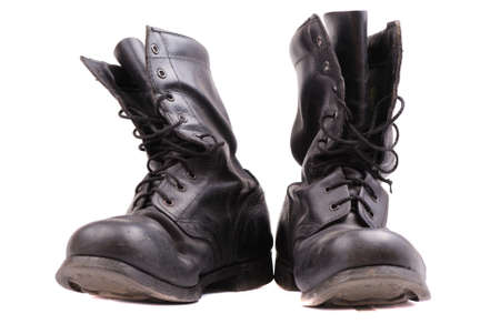 travelled: Rough leather footwear for work and productive leisure. Protection of feet in difficult conditions.