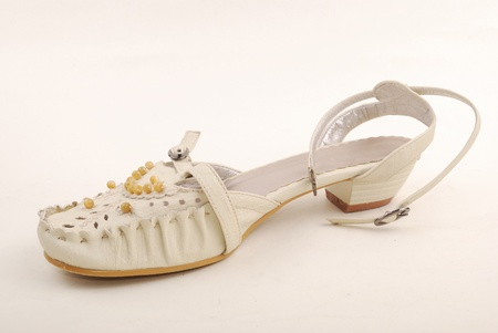 women shoe isolated on a white background Stock Photo - 9903671
